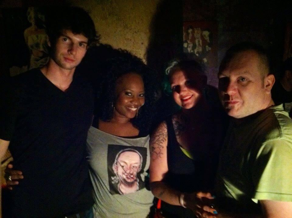 Zander_Muzic - DJ Night Nurse - Crystal and John Walker