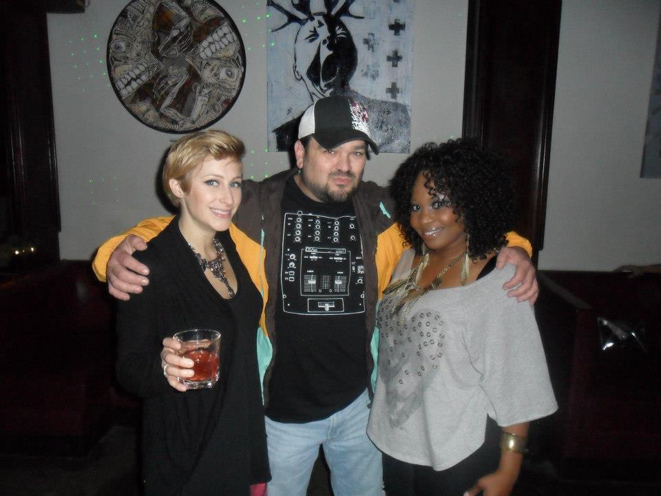 Toni Martin - Bryan Connord - DJ Night Nurse