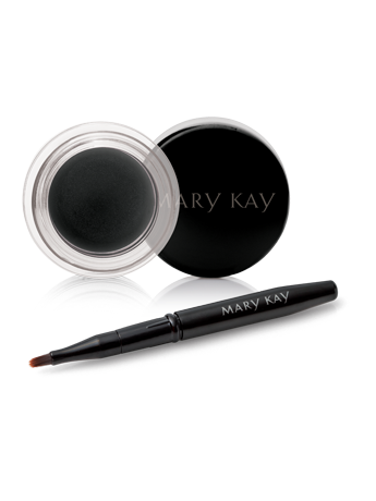 Mary Kay® Gel Eyeliner With Expandable Brush Applicator .15 oz.  Price $18.00