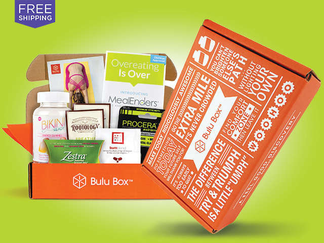 Bulu Box 1 or 3-Month Subscription to Bulu Box, starting at $5.99 Deal Run Date Ends: 10/5/15