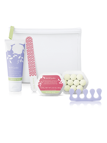 NEW! Limited-Edition†Into the Garden™ Pedicure Set Price $28.00