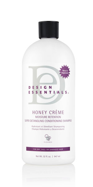 Design Essentials Honey Creme Moisture Retention Shampoo Tlvn