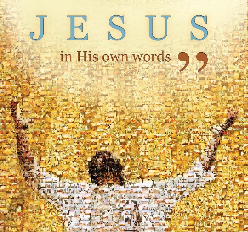 Jesus In His Own Words Audio