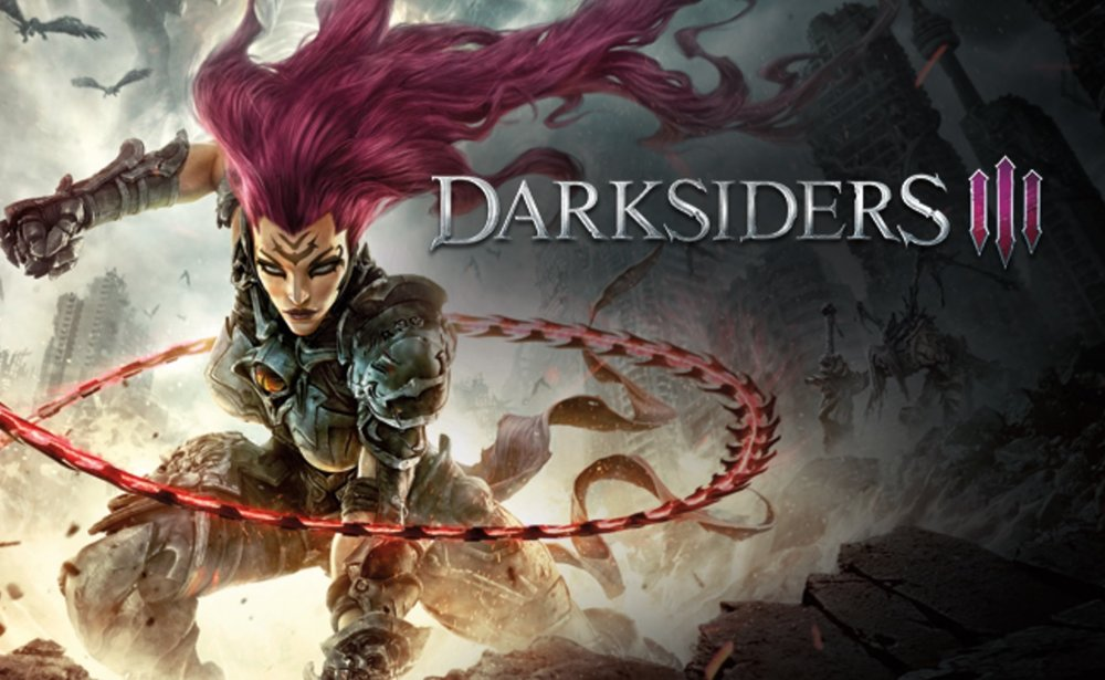 """Darksiders 3"" - Still under development (No link)"