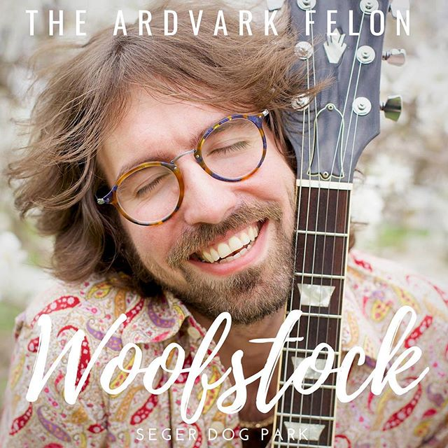 Tonight! Come out to Woofstock 5:30-7:30 PM for The Ardvark Felon 🎶. Farm Truck will also be there! Weather permitting. . . . #segerdogpark #free #summer #fun #concert #music #philly #foodtruck #whyilovephilly #park #family #dogs #woofstock