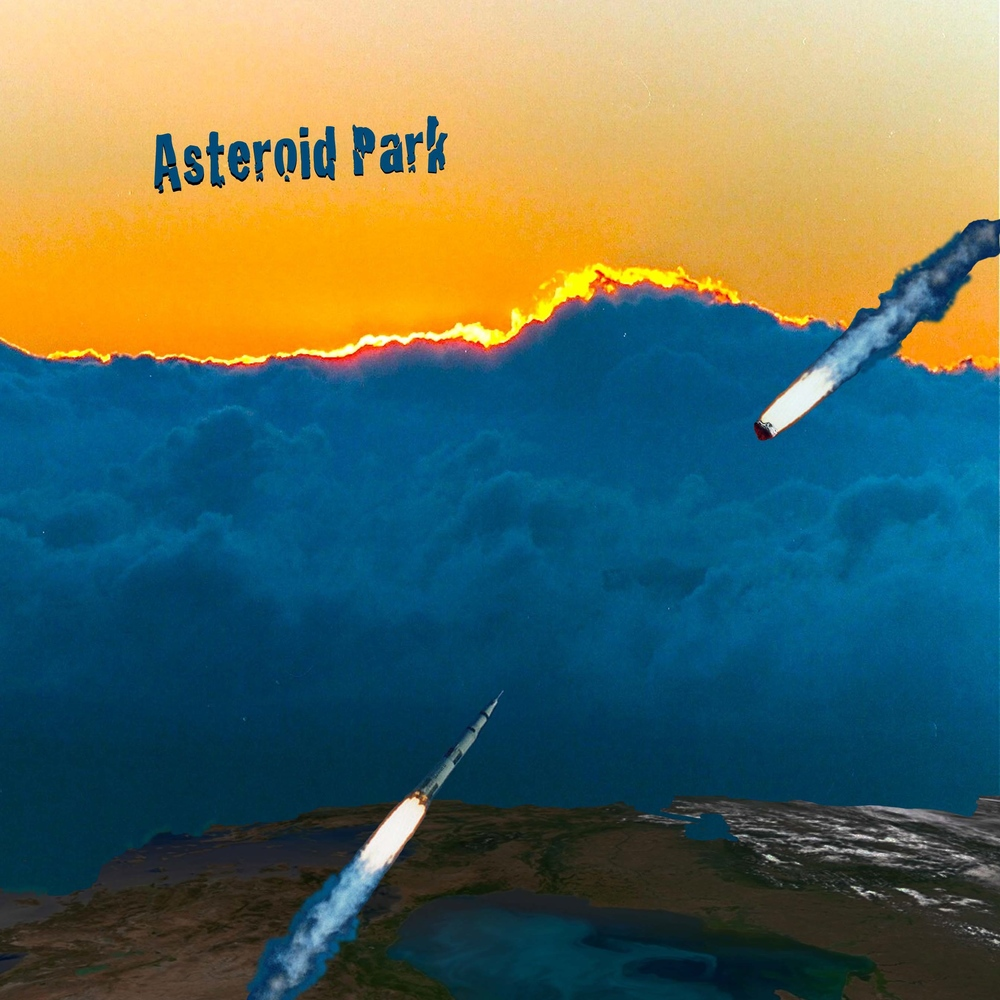 Rock 'n' Roll album from ASTEROID PARK!