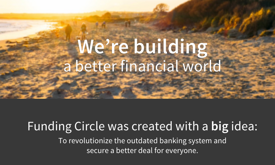 Funding Circle - Messaging