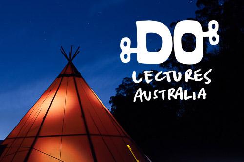 Do Lectures Australia branding