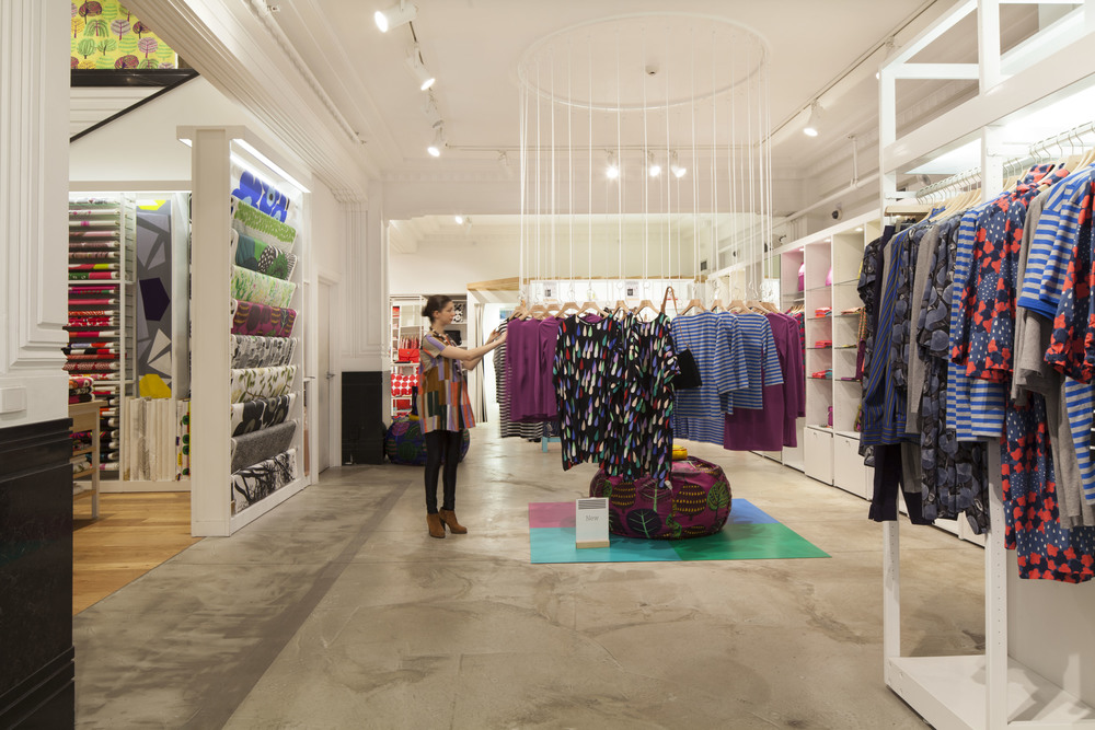 Marimekko Sydney, Saturday Studio Architects