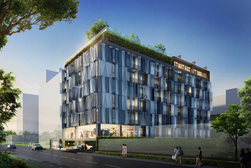 Blue Fin Residence