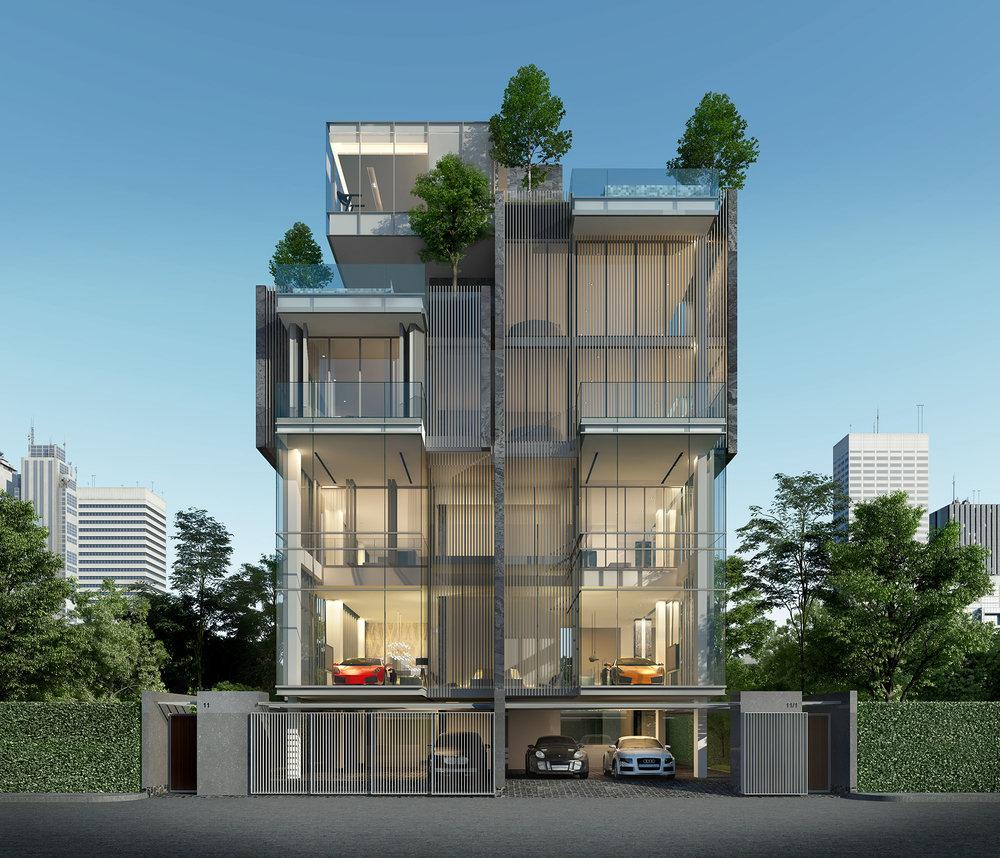TL23 House