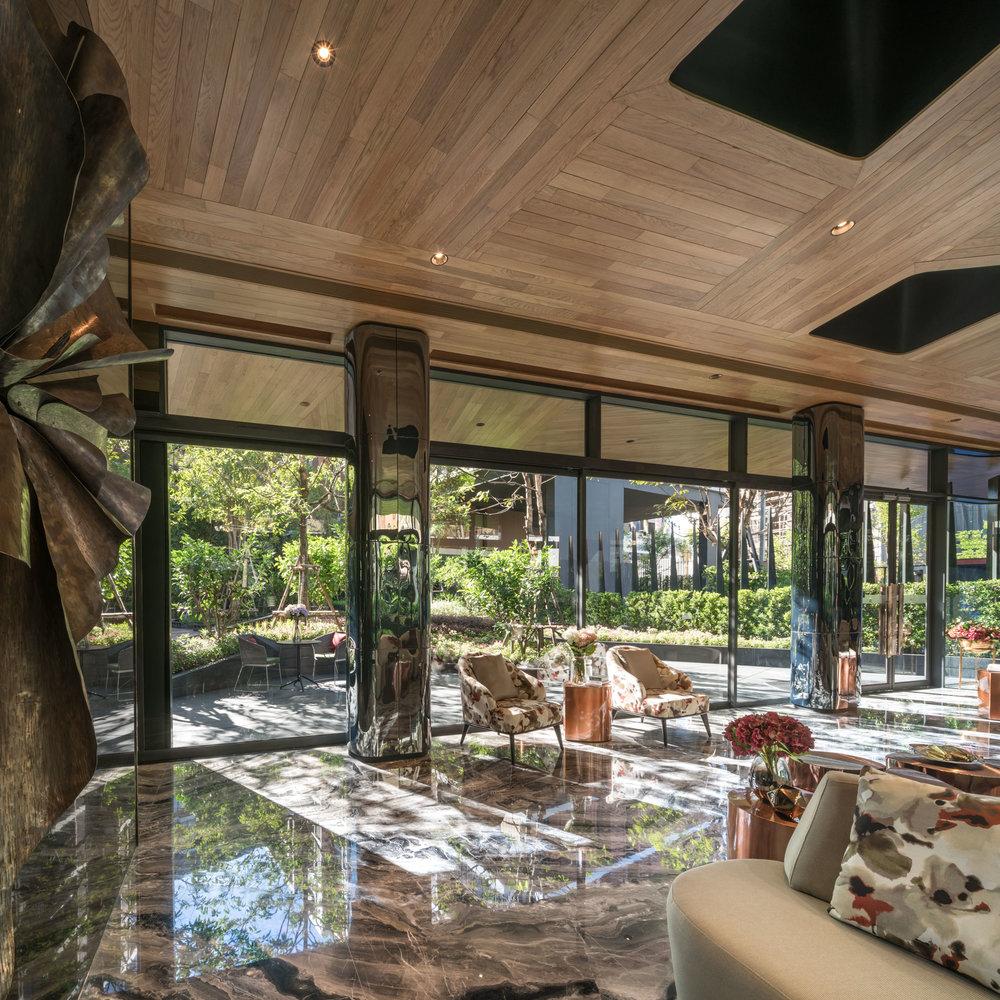 Mori Haus — Somdoon Architects