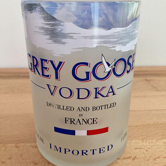 Grey Goose and Jameson Tumblers back in stock @4goodvibesma - single coasters too!!!