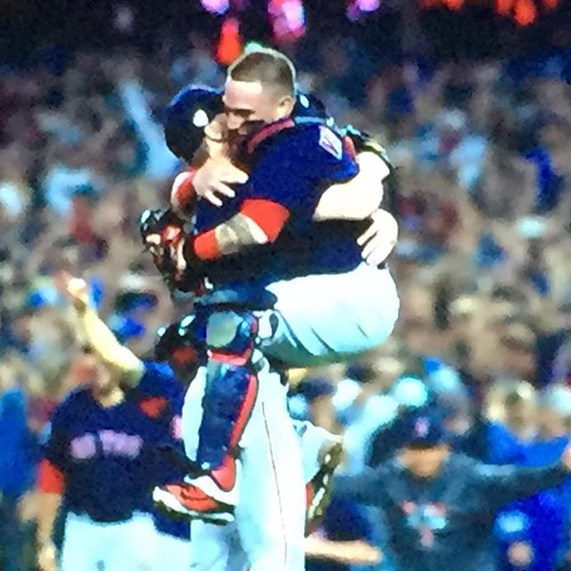 Congratulations Boston Red Sox~World Series Champions 2018!!! #Boston #RedSox #RedSoxNation #WorldSeries #Champions #HistoryMade #DamageDone