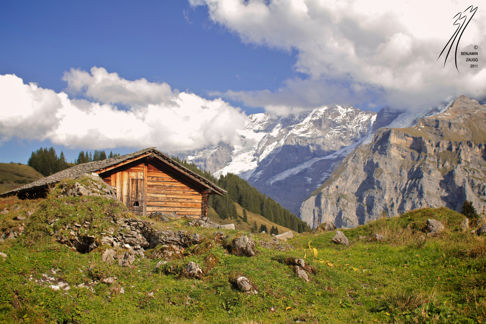 Swiss Hut