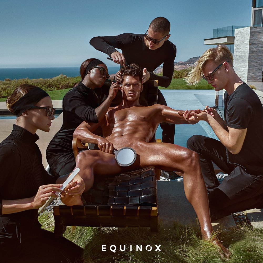 Equinox 2017 Marketing campaign ... shock and awe approach.