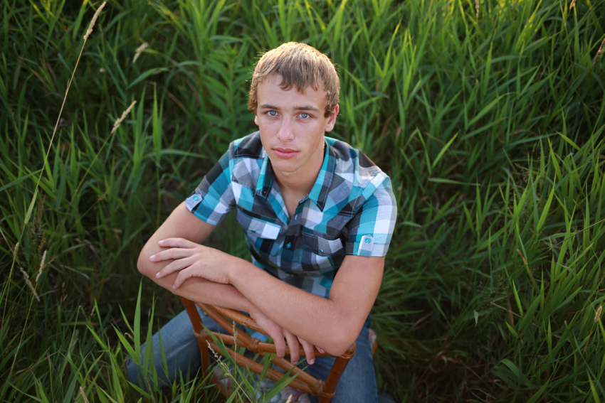 Fox Valley Senior Photographer