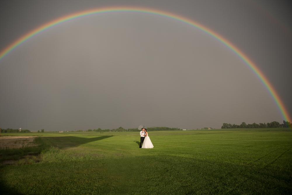 Brighton Acres Oshkosh Wedding Photographer