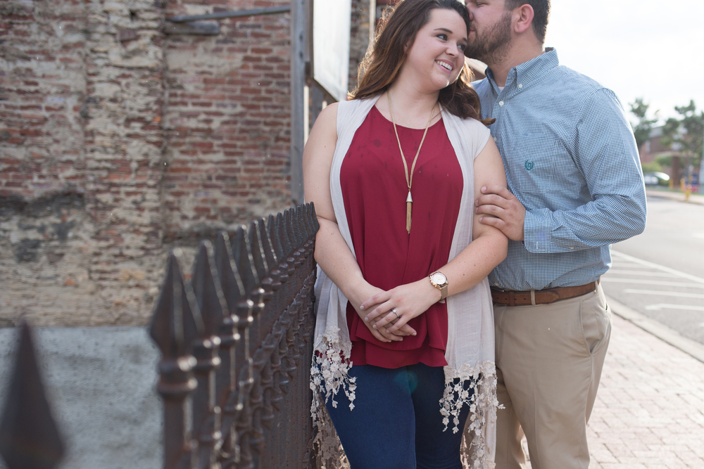 Downtown Clarksville Photo - Clarksville Wedding Photographer - Whit Meza Photography