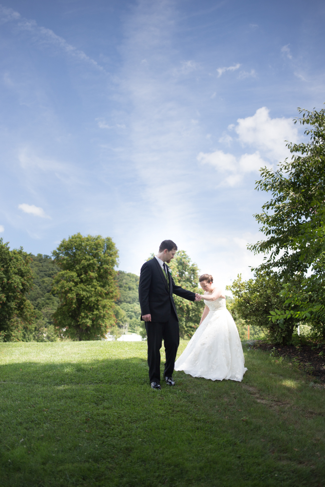 Wheeling West Virginia Wedding - Whit Meza Photography