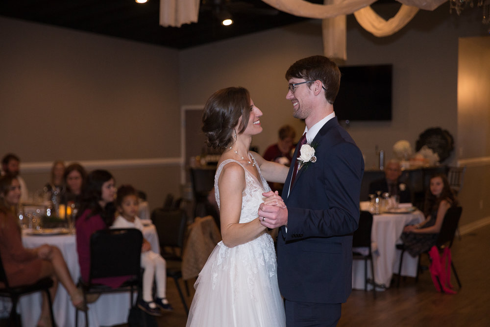 Sango Event Center Wedding Photographer Clarksville TN - Whit Meza Photography