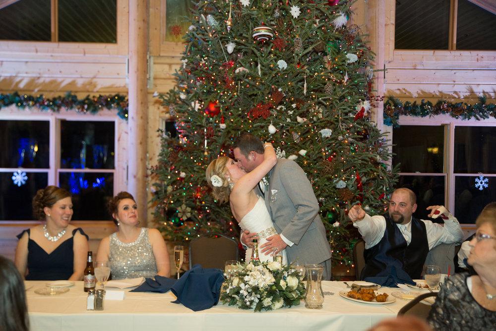 Woodfire Lodge Wedding in Brillion Wisconsin - Whit Meza Photography