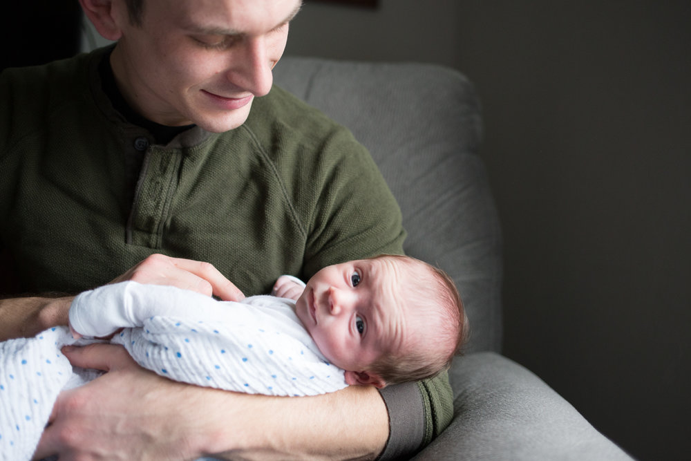 Oshkosh Newborn Photographer - Whit Meza Photography