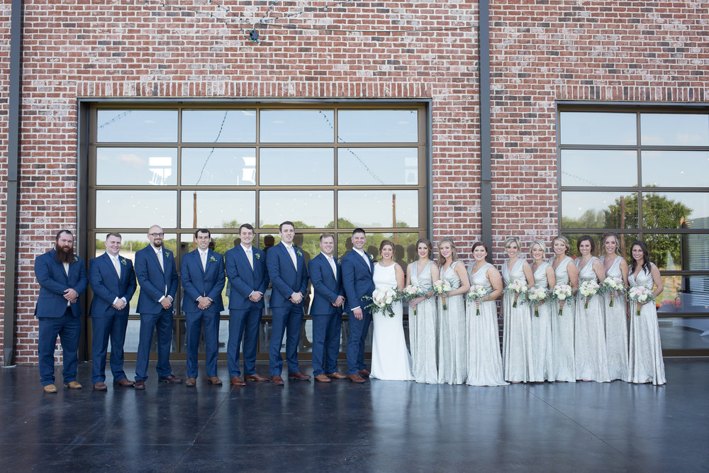 Old Glory Distillery Wedding Clarksville TN - Whit Meza Photography
