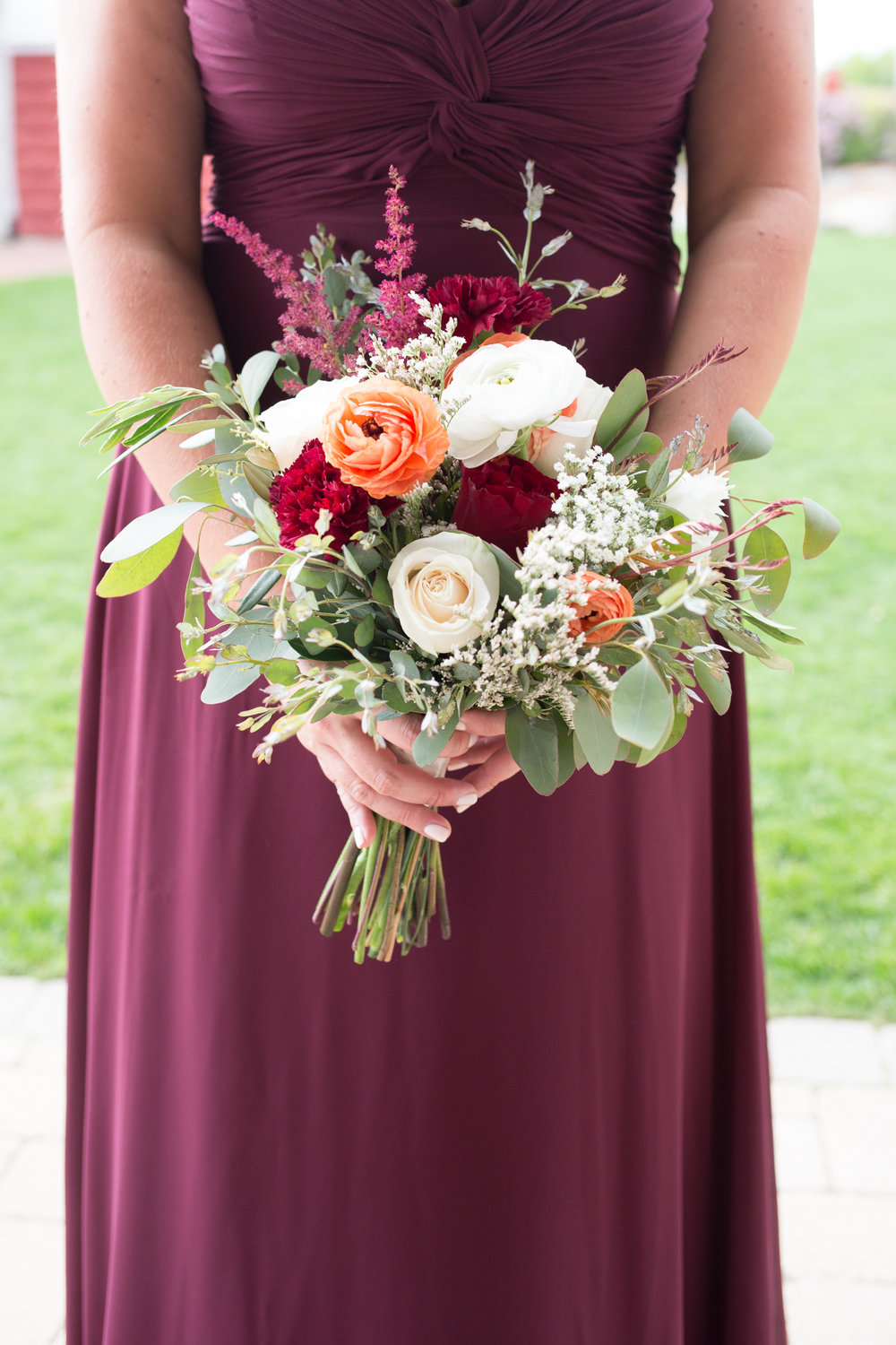 Wedding at Brighton Acres in Oshkosh Wedding - Whit Meza Photography