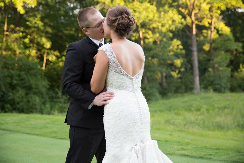 Whispering Springs Wedding - Fond du Lac, WI - Whit Meza Photography
