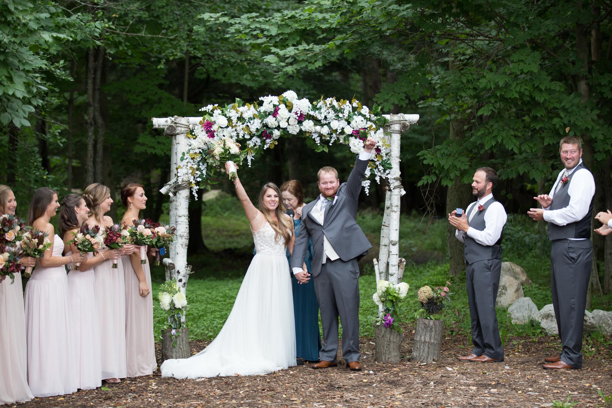 Triple J's Brillion Wedding Photographer - Whit Meza Photography