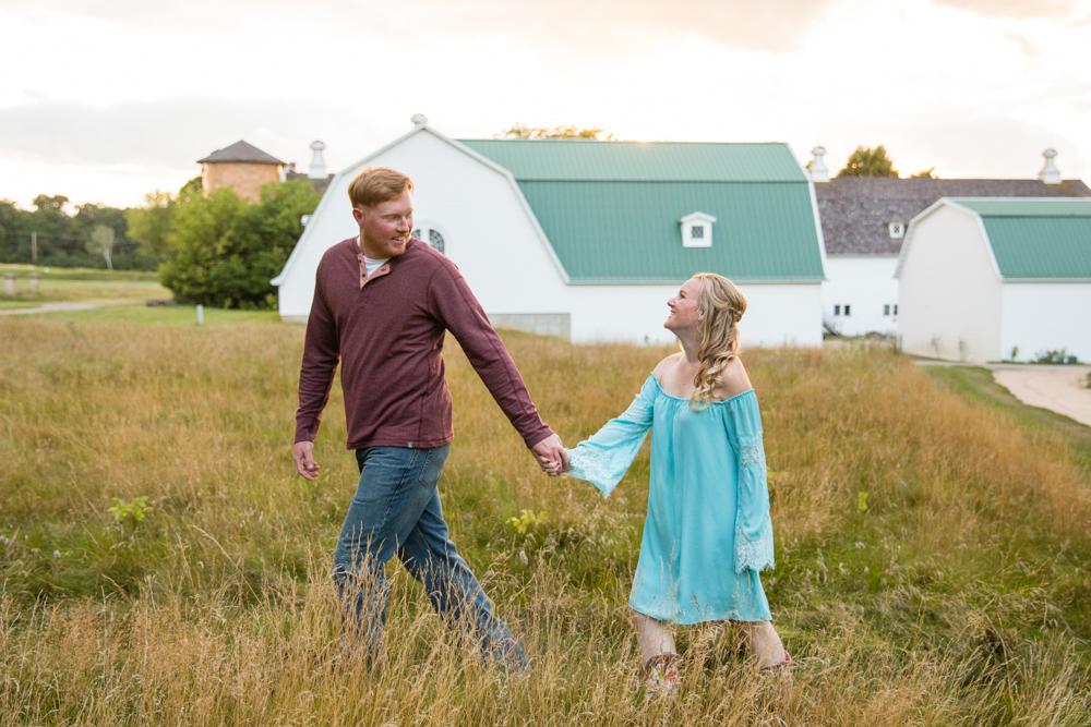 Heidel House Resort Wedding - Green Lake Wedding Photographer