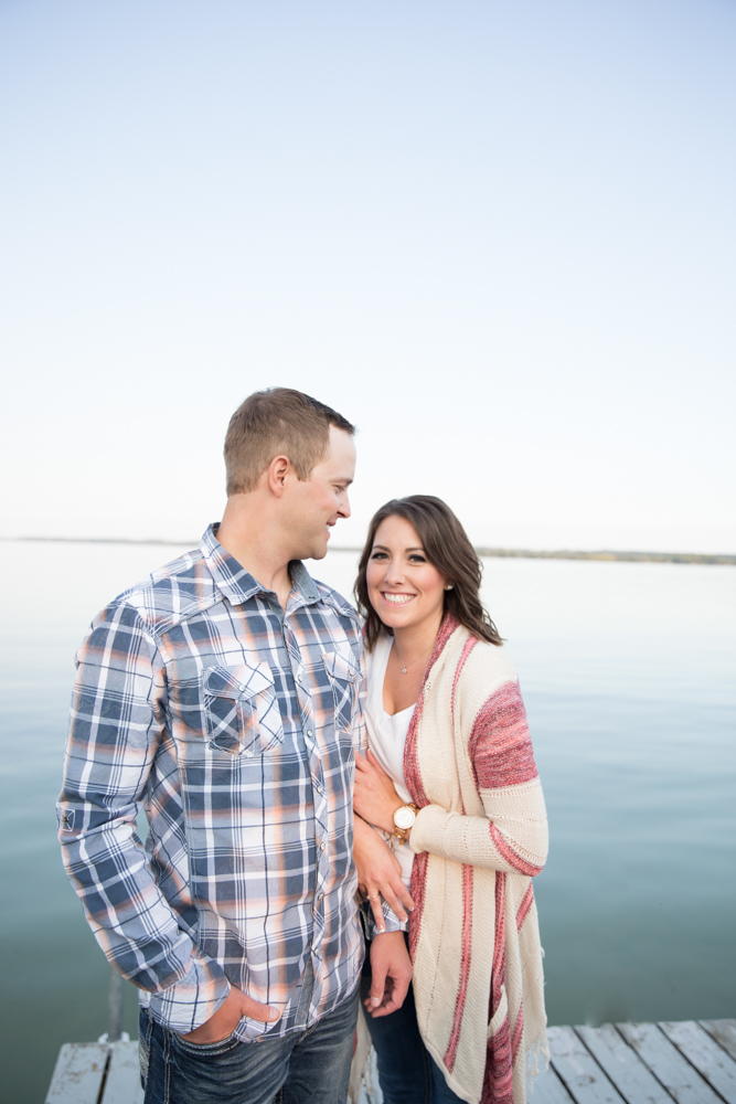 Ripon Wisconsin Engagement - Whit Meza Photography