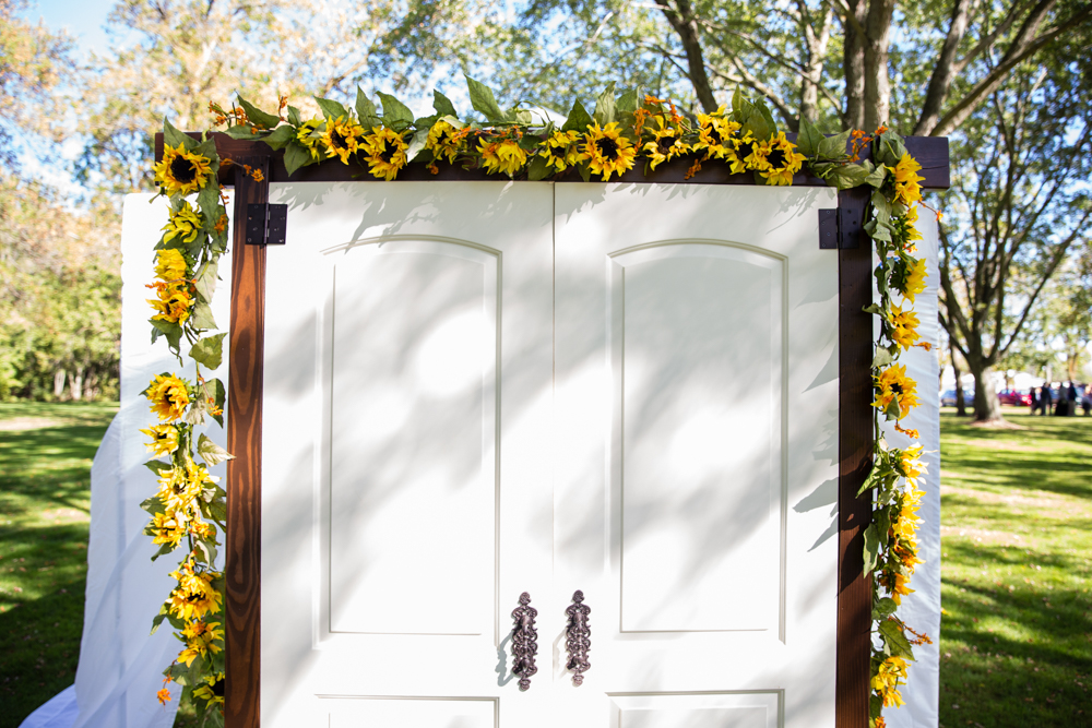 Outdoor Country Wedding in Appleton, Wisconsin - Whit Meza Photography