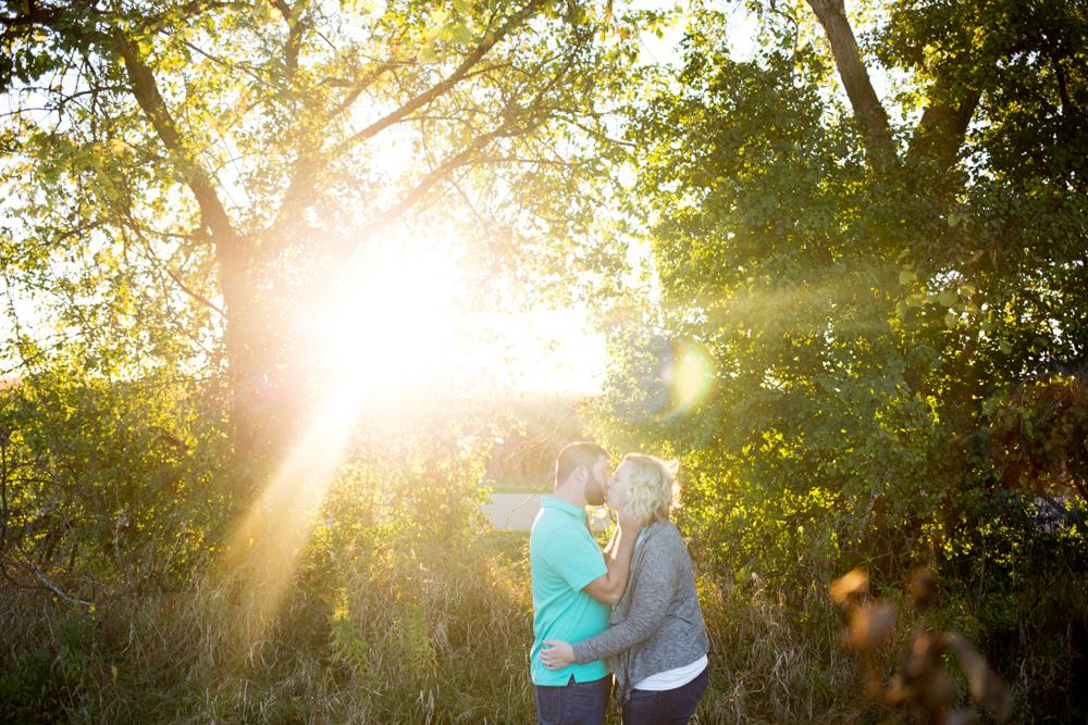 Ripon Wisconsin Engagement - Whit Meza Photography