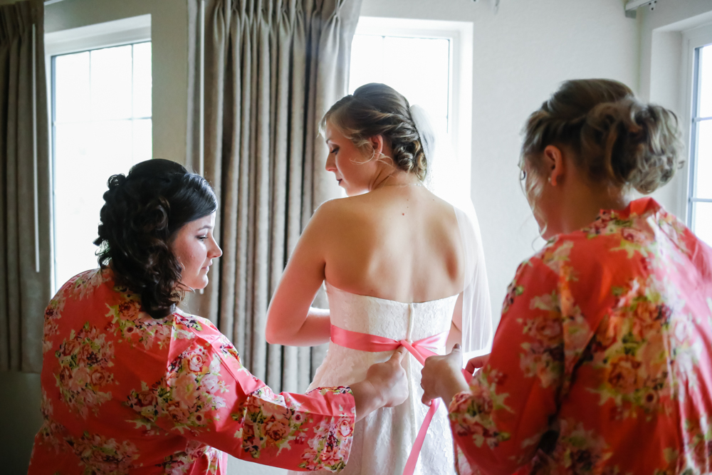 Oshkosh Wisconsin Wedding at La Sures Banquet Hall - Whit Meza Photography