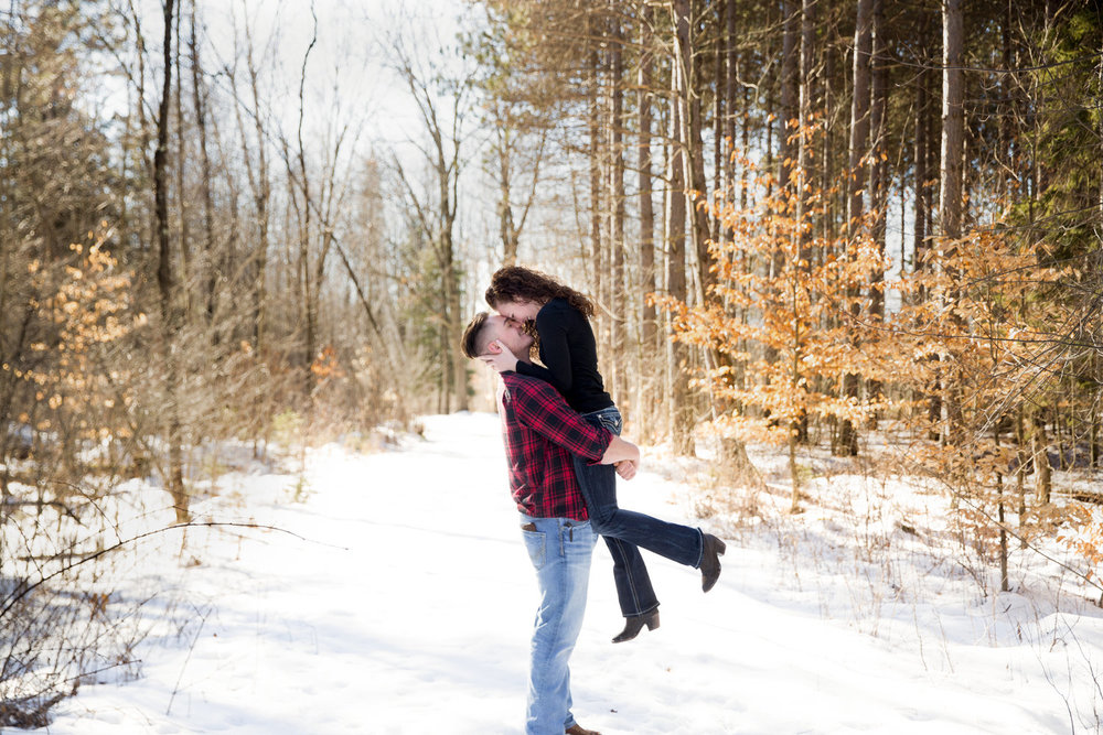 Fox Valley Engagement Photographer