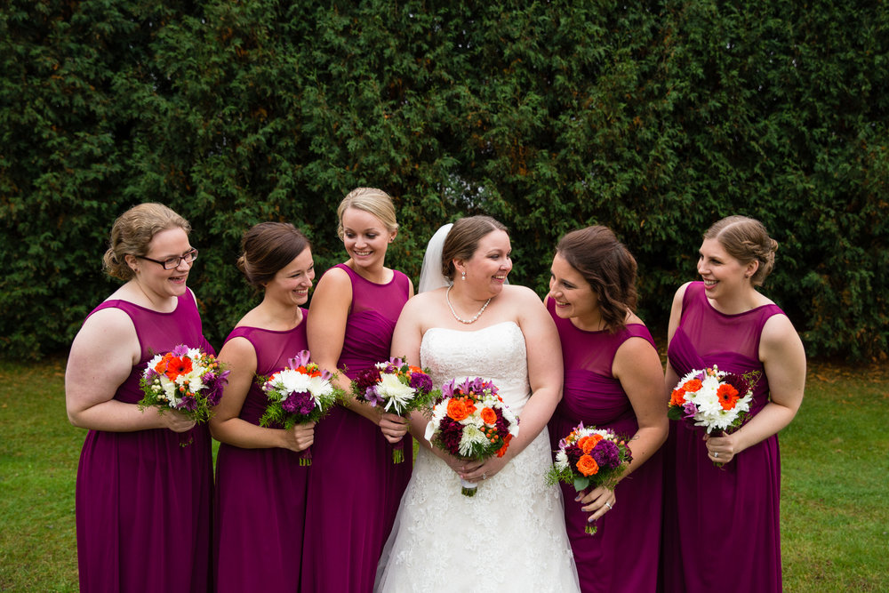Fox Hills Resort Wedding Mishicot Wisconsin - Green Bay Wedding Photographer - Whit Meza Photography