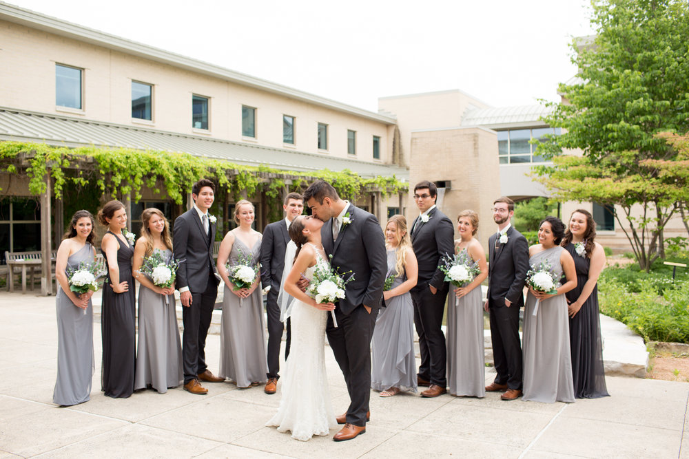 Olde 41 Green Bay Wisconsin Wedding - Whit Meza Photography