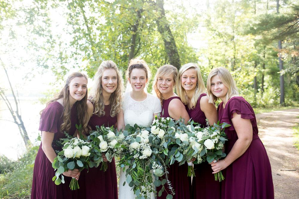 Outdoor Park Wedding in Mosinee, Wisconsin - Whit Meza Photography