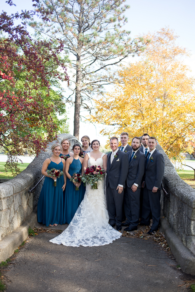 Downtown Neenah Wisconsin Wedding at The Winncrest - Whit Meza Photography