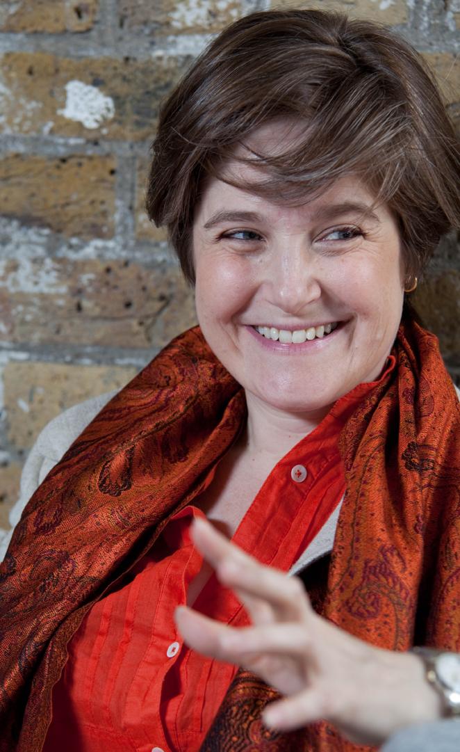 Kate Hammer, KILN's Chief Storyteller
