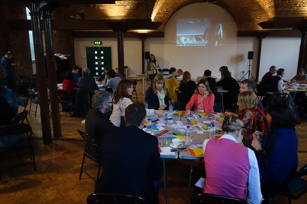 More storyFORMers at MRS Creativity Lab