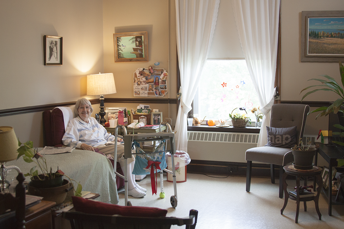 Residential Living The Faatz Crofut Home For The Elderly