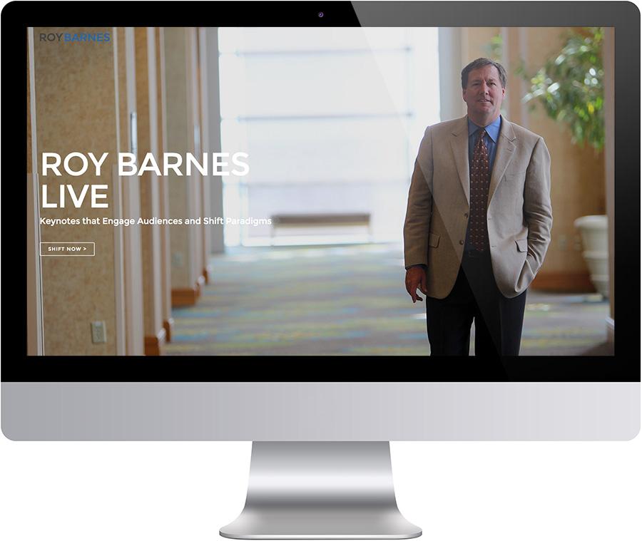 VISIT ROY BARNES LIVE WEBSITE FOR MORE