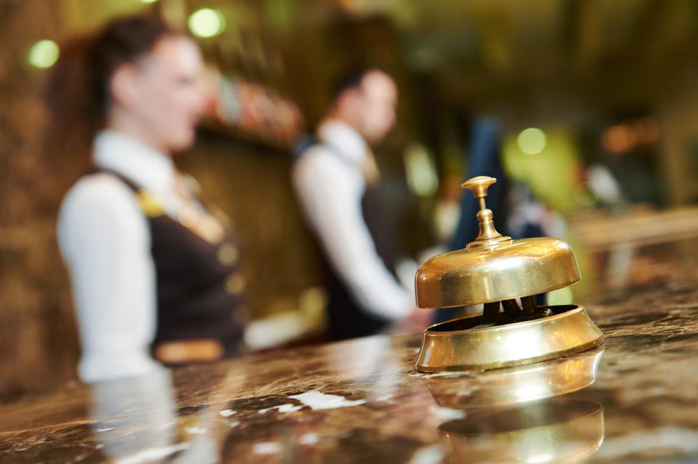 hotel desk associates