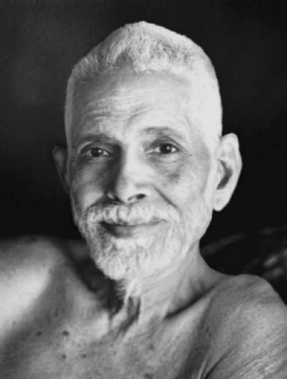 Ramana Maharshi: Bhagavan Vashi Baba Sat Guru