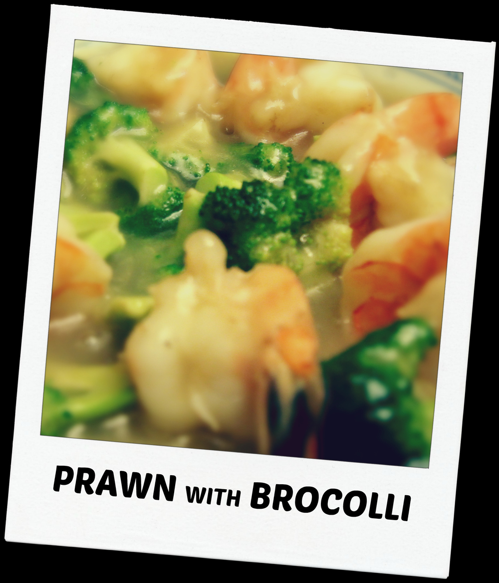 PRWAN WITH BROCOLLI.JPG