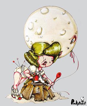fairy tale moon balloon bonfire baby pinkytoast small.jpg
