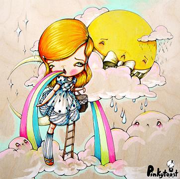 rainbow swallowed a fairy tale pinkytoast small.jpg